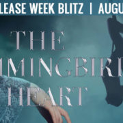 {Release Blitz, Excerpt and Giveaway} The Hummingbird Heart by A.G. Howard