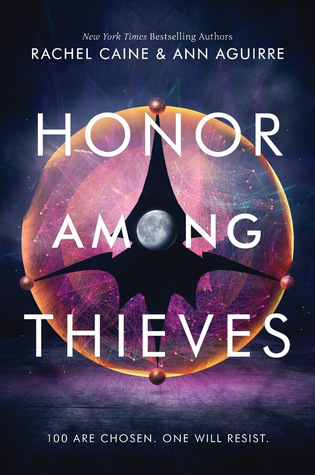 Honor Among Thieves (The Honors, #1) by Rachel Caine, Ann Aguirre