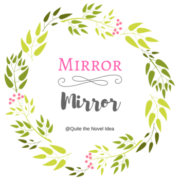 {Mirror Mirror} Liza's Boot, Son's Birthday and Book Haul
