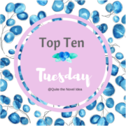 {Top Ten Tuesday} Favorite Romantic Covers