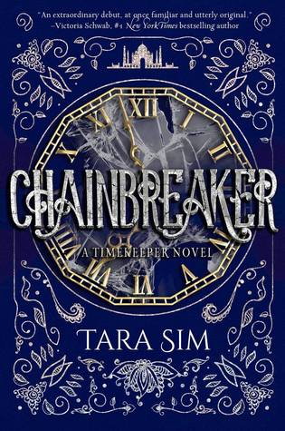 {Waiting on Wednesday} Chainbreaker, Trouble and Cruel Prince