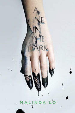 {Leah Reviews} A Line in the Dark by Malinda Lo
