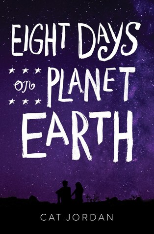 {Kim Reviews} Eight Days on Planet Earth by Cat Jordan