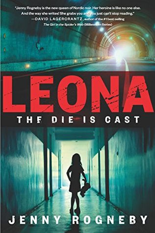 {Cam Reviews} Leona The Die Is Cast by Jenny Rogneby
