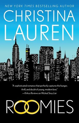 {Kim Reviews} Roomies by Christina Lauren