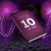 {Top Ten of 2017} Top 10 Books We're looking forward to in 2018