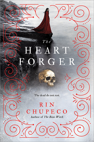 {Waiting on Wednesday} Bruja Born and Heart Forger