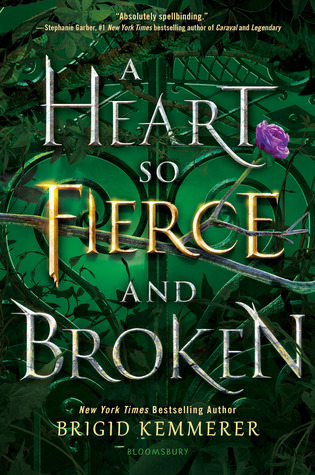 {Review} A Heart So Fierce and Broken by Brigid Kemmerer