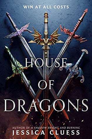 {Review} House of Dragons by Jessica Cluess