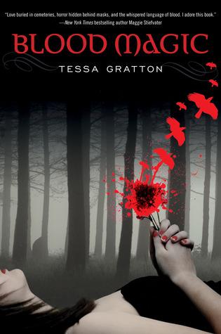 {A Back to the Bookshelf Review}: Blood Magic by Tessa Gratton