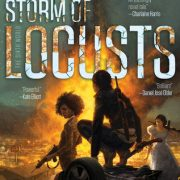 {Mini Reviews} Storm of Locusts by Rebecca Roanhorse; Winterwood by Shea Ernshaw; Mooncakes by Suzanne Walker